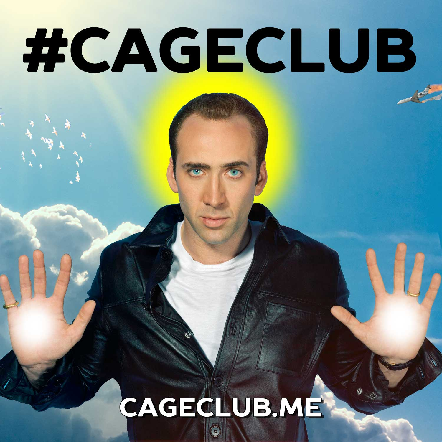 #CageClub: The Nicolas Cage Podcast